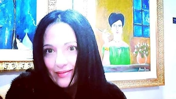 La Pittrice del Buio tra gli ospiti del Museo Diocesano di Terni