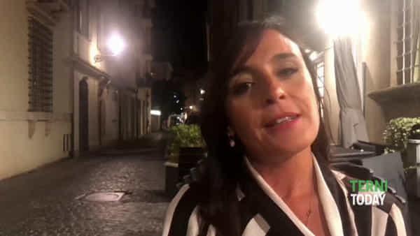 Regionali, l'intervista | Valeria Alessandrini: restituire dignità ai cittadini e far tornare Terni protagonista dell'Umbria