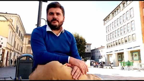 Regionali, l'intervista | De Luca: i ternani possono trovare in noi una garanzia di trasparenza