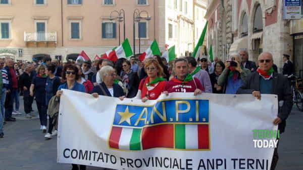 25 aprile, la città dell'acciaio scende in piazza per la Liberazione