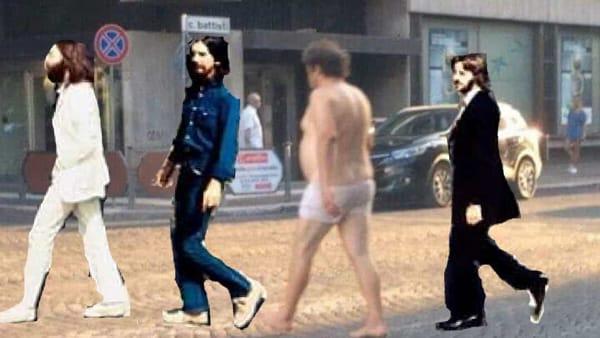 uomo nudo terni_abbey road
