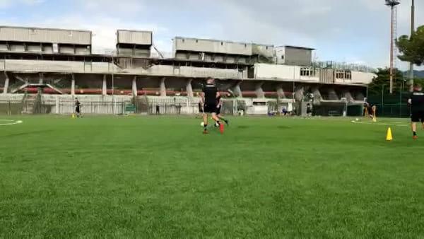 Ternana, le Fere tornano agli allenamenti di gruppo: duplice obiettivo Coppa Italia e play off
