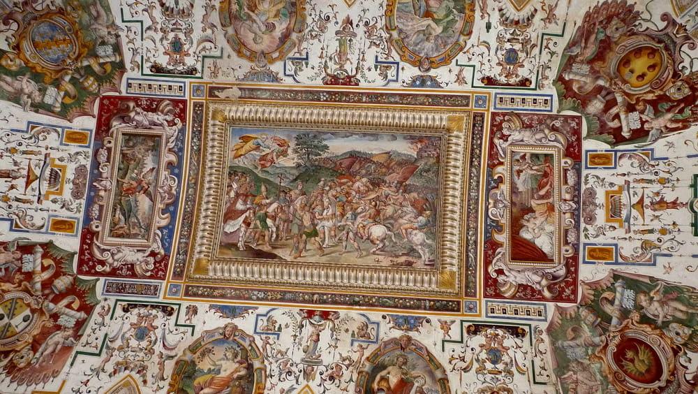 Sala dello Zodiaco di Palazzo Petrignani ad Amelia